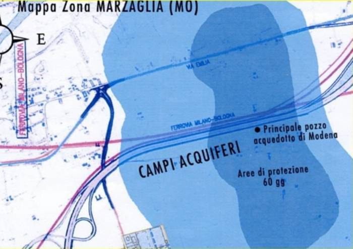 Carola e la Bretella: ecco perchè la Campogalliano-Sassuolo è 'fuorilegge'
