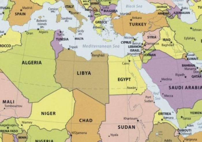 La politica estera italiana riparta dalla Libia