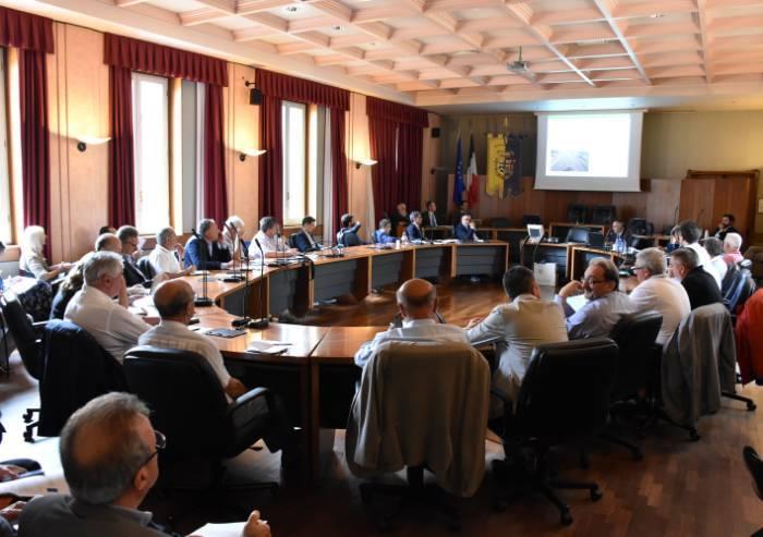 A22, presentato l'accordo sulla gestione