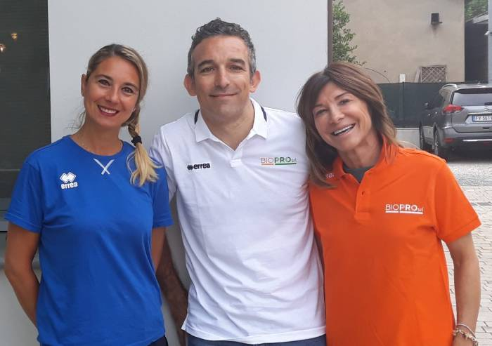 Biopro Srl sceglie Erreà Sport per l'abbigliamento aziendale