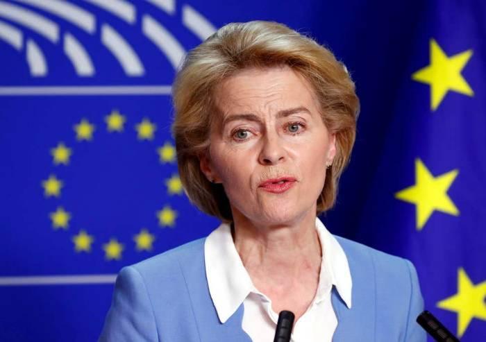 Von der Leyen eletta per un soffio alla presidenza Commissione Ue