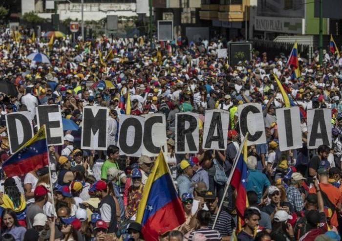Venezuela: oro e sangue (seconda parte)