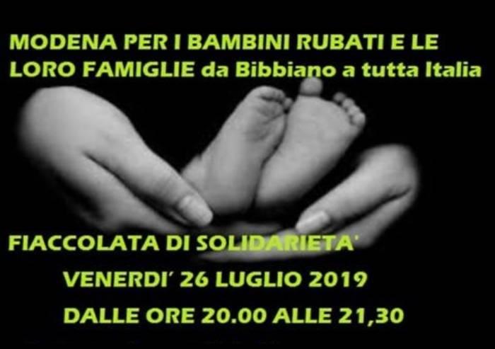 Orrore di Reggio, venerdì prossimo fiaccolata a Modena