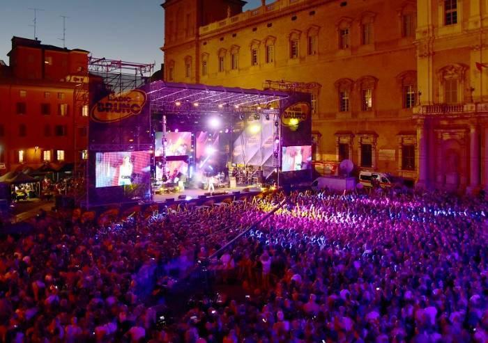 Lunedì in piazza Roma torna il Radio Bruno Estate: ecco il cast