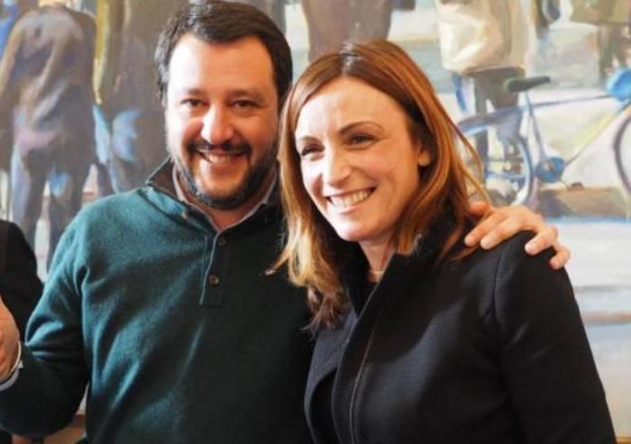 Salvini liquida Fdi e Meluzzi: 'La candidata in Emilia è Borgonzoni'
