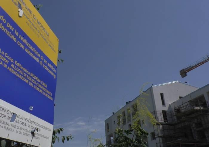 Ancora clandestini al posto di inquilini nel cohousing firmato Comune