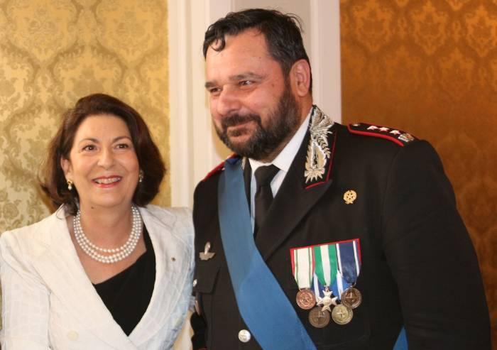 Carabinieri, il comandante provinciale Balboni lascia Modena