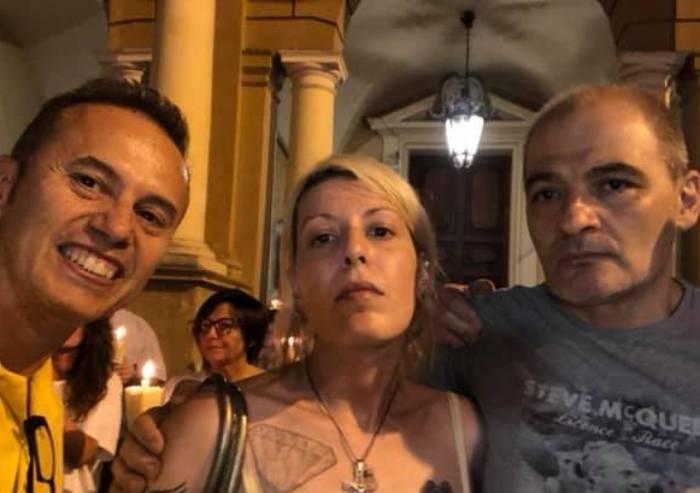 Figlia strappata da finti addetti Enpa: Reggio-Roma in corteo per loro