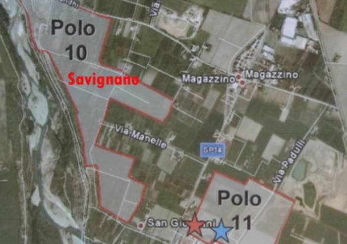 Savignano, Cava Polo 11: 'Il sì venne dato alla unanimità'