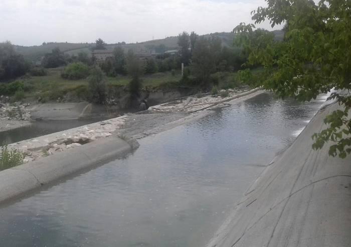 Vignola: lavori sulla briglia del fiume Panaro, cantiere al via