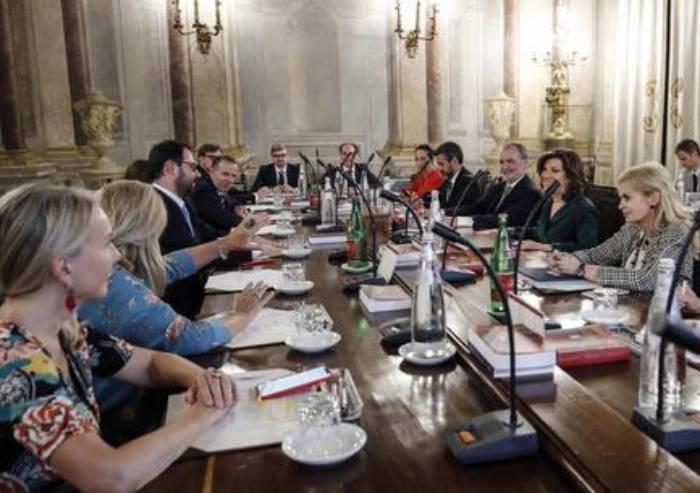 Tempistica crisi, primo round a Salvini: Aula Senato convocata domani