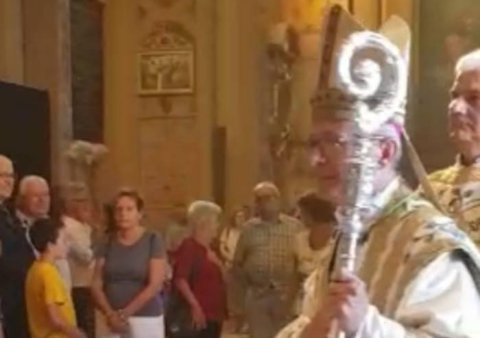 Carpi, riecco l'ex vescovo Cavina per la cerimonia del 15 agosto