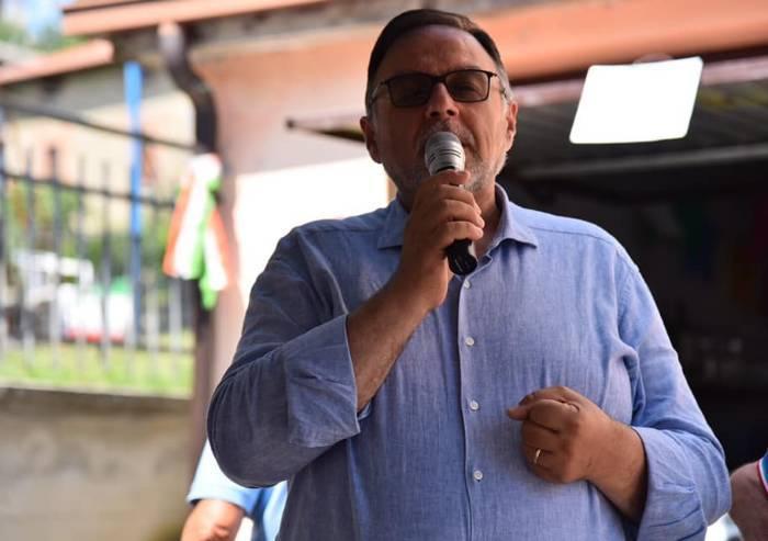 Modena, presidente della Provincia: 'Italiani non meritano Salvini'