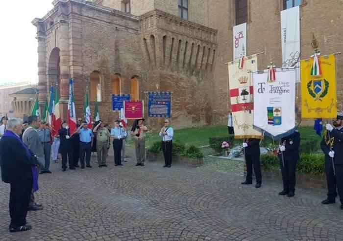 Eccidio di piazza Martiri, Carpi ricorda l'orrore fascista