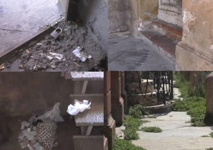 Bivacchi e muri come latrine: violata la sede storica del Venturi