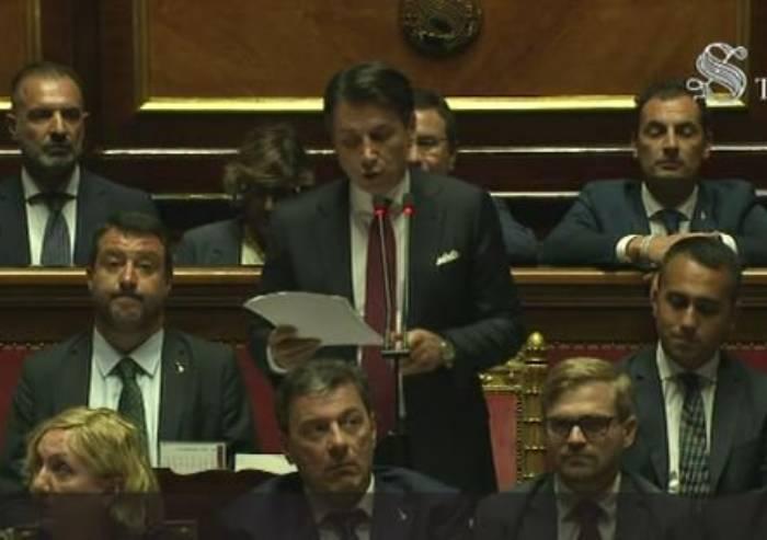 Il governo non c'è più, Conte si dimette, tocca a Mattarella