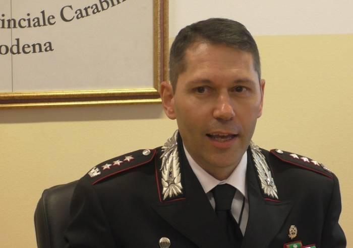 Umiltà e massimo impegno: ecco il nuovo comandante dei Carabinieri