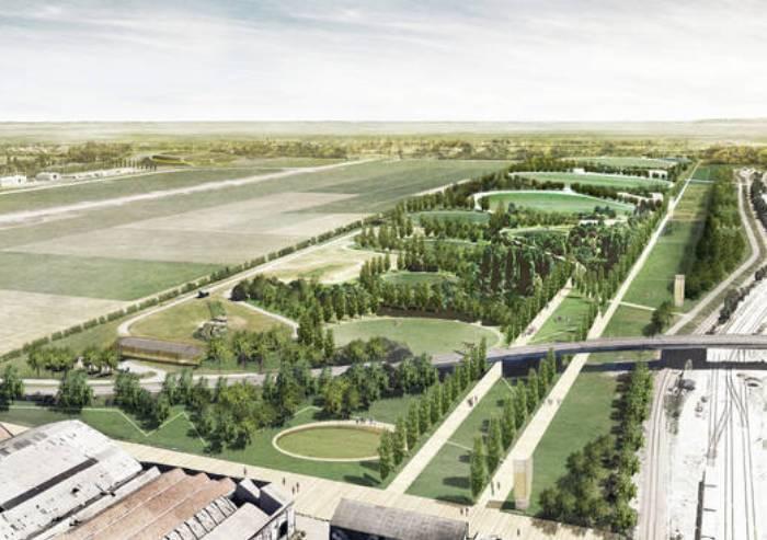 Spettacoli, Reggio vola, Modena ferma al ricordo del Modena Park