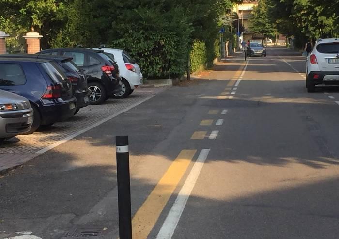 'Bastiglia, via XXV aprile: la ciclabile ha reso strada più insicura'