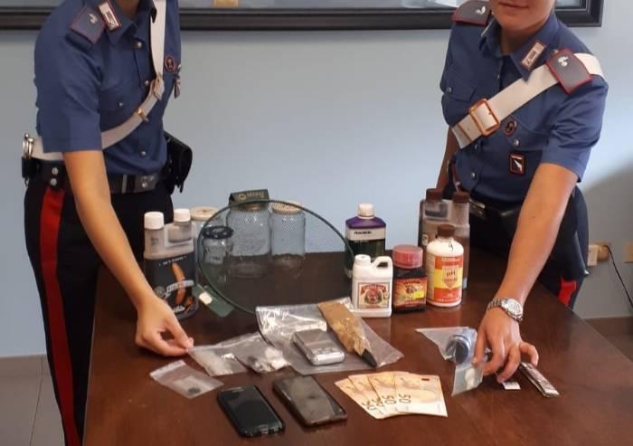 Amici per la...droga fermati dai Carabinieri