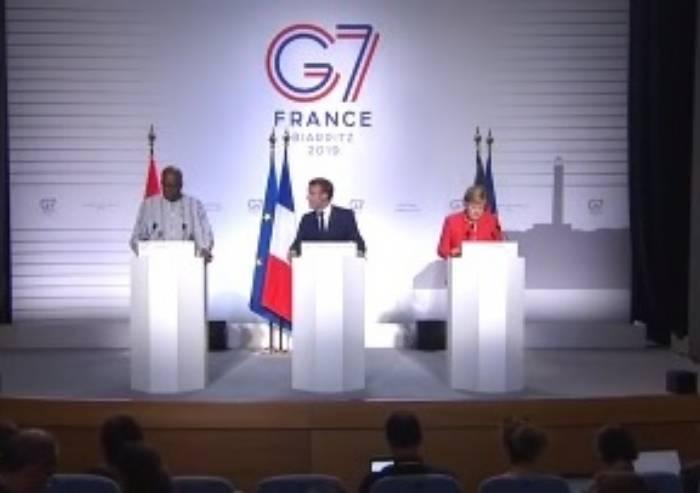 G7: a Biarritz agenda sovraccarica in uno scenario frammentato