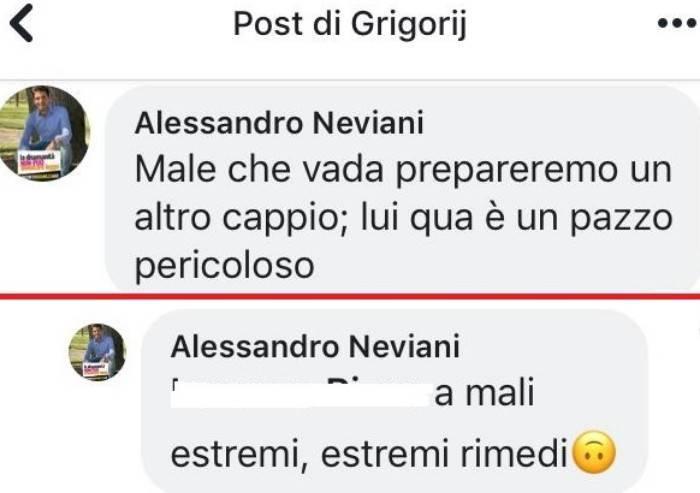 Formigine, l'intera opposizione chiede le dimissioni di Neviani