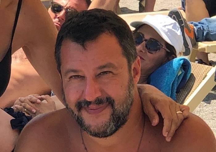 Crisi, Salvini sempre meno credibile: pure i leghisti storcono il naso