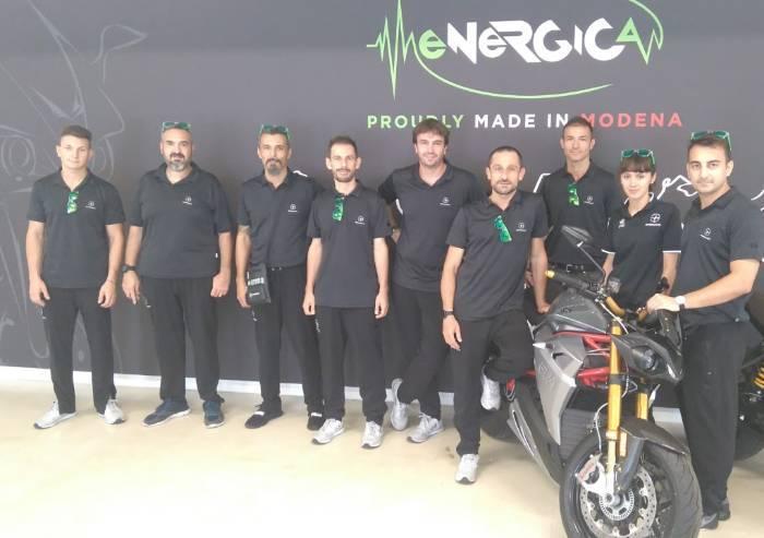 Erreà Sport nuovo partner tecnico di Energica Motor Company
