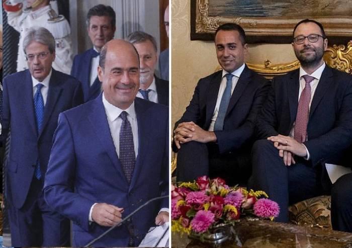 Inciucio è servito: Pd e M5S alleati per Conte bis. E Grillo benedice