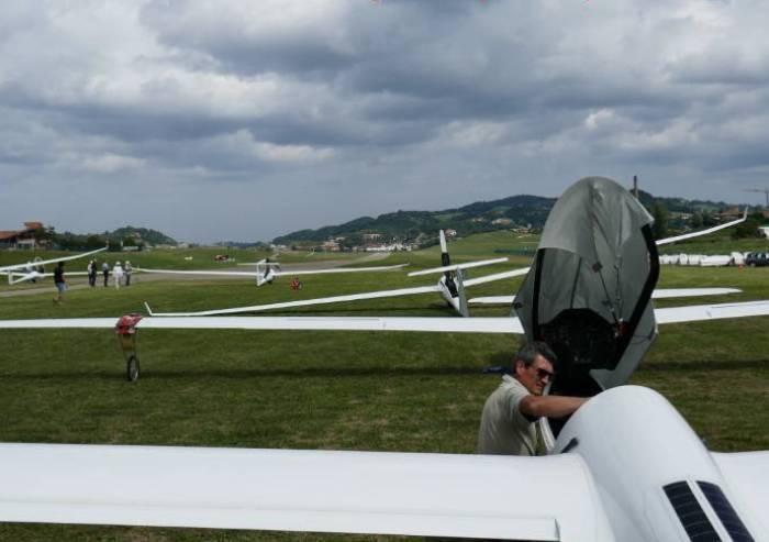 Pavullo mondiale, al via i campionati di volo a vela