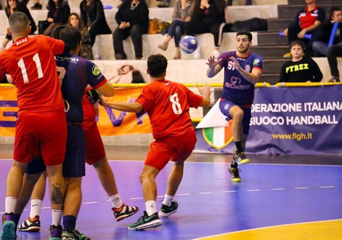 Pallamano, riparte il campionato A2: Emilia Romagna protagonista