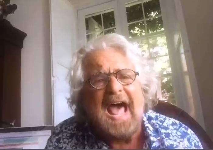 Grillo spinge per inciucio: 'Mi rivolgo a ragazzi Pd: occasione unica'