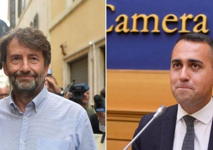 Franceschini e Di Maio, i due ministri 'di peso' del governo