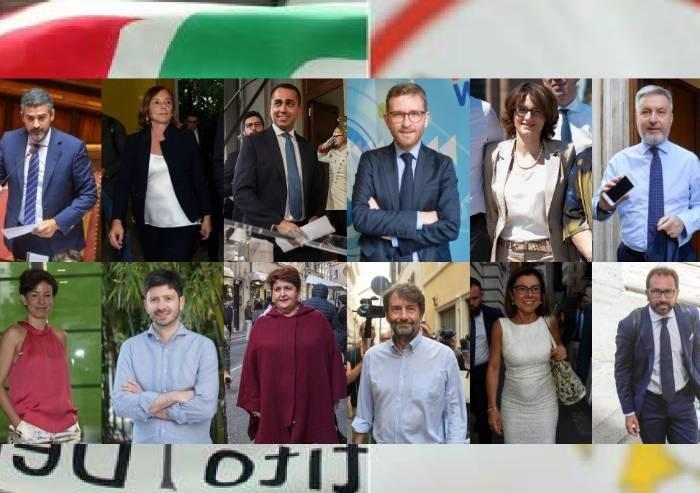 M5S-Pd-Leu, Calenda: 'Davvero no comment, speriamo bene per l'Italia'