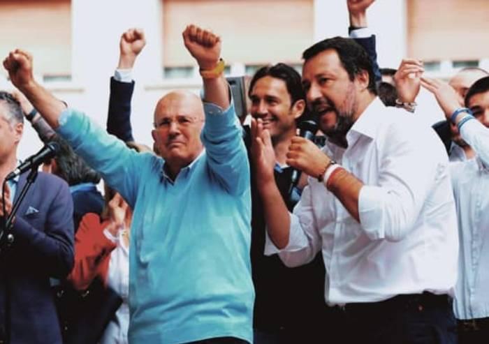 Se l'autogol di Salvini ricorda quello della Lega modenese