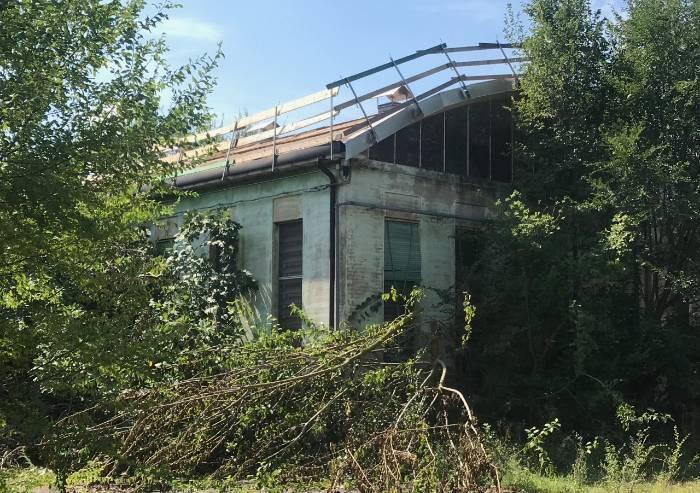 Ex caseificio Nuova Sega, al via bonifica su coperture cemento amianto