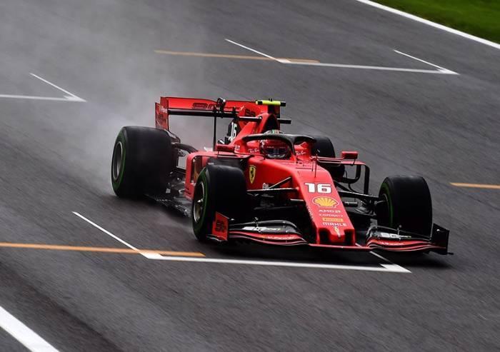 Ferrari, Leclerc non si ferma più: pole a Monza. Vettel solo quarto