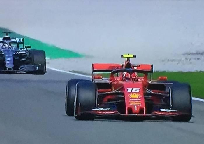 Capolavoro Ferrari, Leclerc vince il Gran Premio di Monza