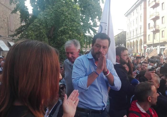 Salvini a Vignola, Corti (Lega): 'Da Pd polemiche strumentali'