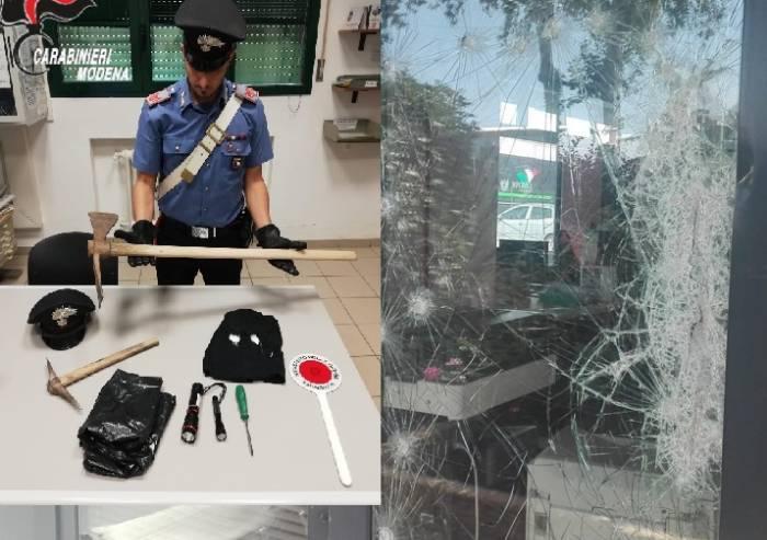 Mirandola, 73enne assalta Poliambulatorio per rubare: arrestato