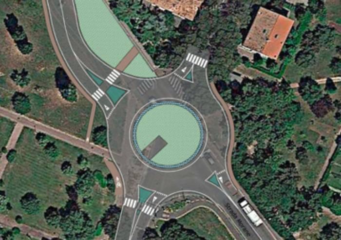 Comparto Vaciglio, modifiche al traffico per conclusione rotatoria