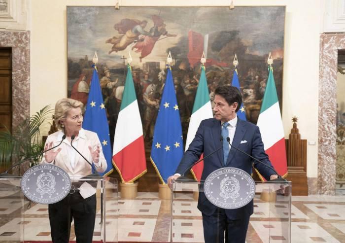 Europa: a Bruxelles il primo test del governo Conte-Bis