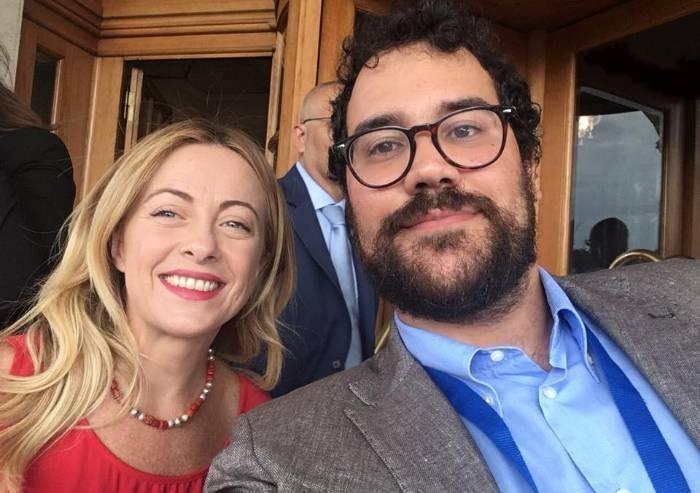 Nuovo addio a Forza Italia, Lorenzo Rizzo passa con la Meloni