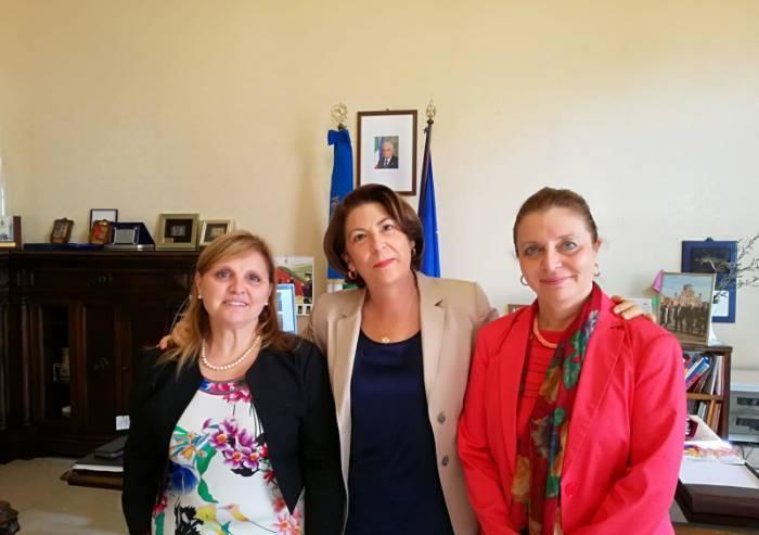 Prefettura in rosa a Modena, Chiara Pintor viceprefetto