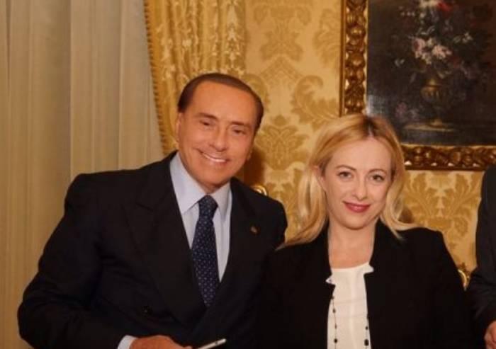 Fuga da Forza Italia: gli ex An tornano alla casa madre