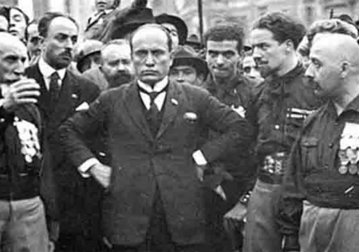 I presupposti della rivoluzione fascista