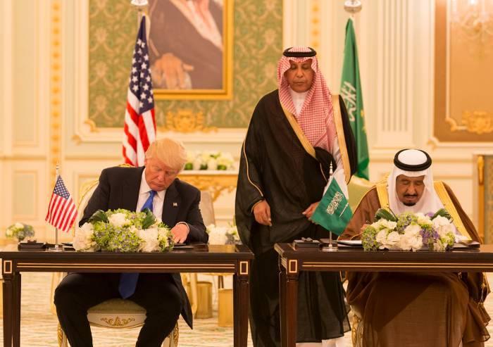 Usa inviano truppe in Arabia, Iran annuncia piano di pace