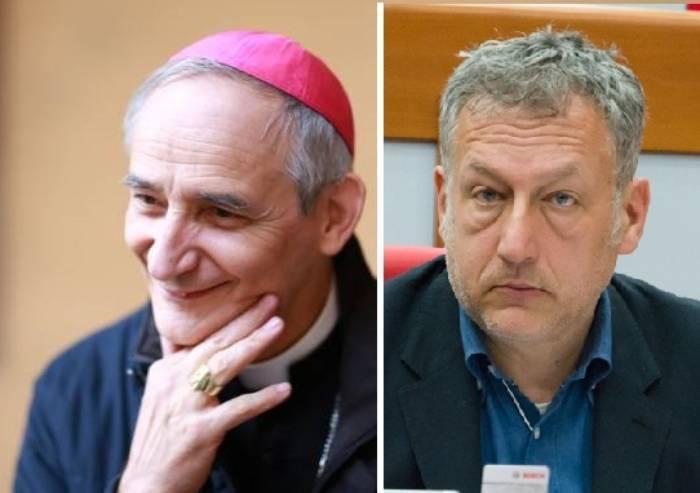 'Sua Eccellenza spieghi reintegro del prete che difende il Comunismo'