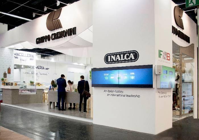 Il gruppo Inalca, Cremonini, protagonista ad Anuga 2019
