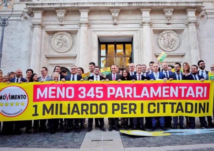 Taglio dei parlamentari, ma i problemi istituzionali italiani restano